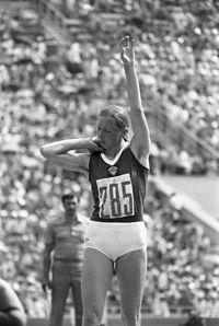 RIAN archive 399457 1980 Summer Olympics silver medal winner Olga Rukavishnikova.jpg