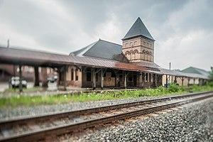 Coraopolis, Pennsylvania - Image: ROLINSON 20140703 8483