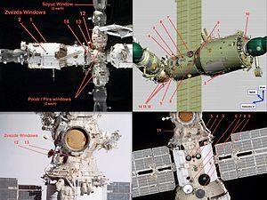 Russian Orbital Segment - Russian Orbital Segment Windows