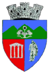 Coat of arms of Băile Herculane