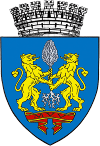 Coat of arms of Ploiești - Official design of the Coat of arms of Ploiești