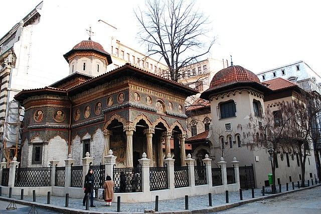 Stavropoleos Monastery_6