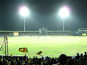 ICC Cricket World T20 Venue - Stadium