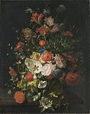 Rachel Ruysch - Bouquet of Flowers - 1715 - Pinakothek 878.jpg