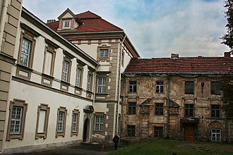 Lithuanian Art Museum - Radvilos Palace houses a division of the museum