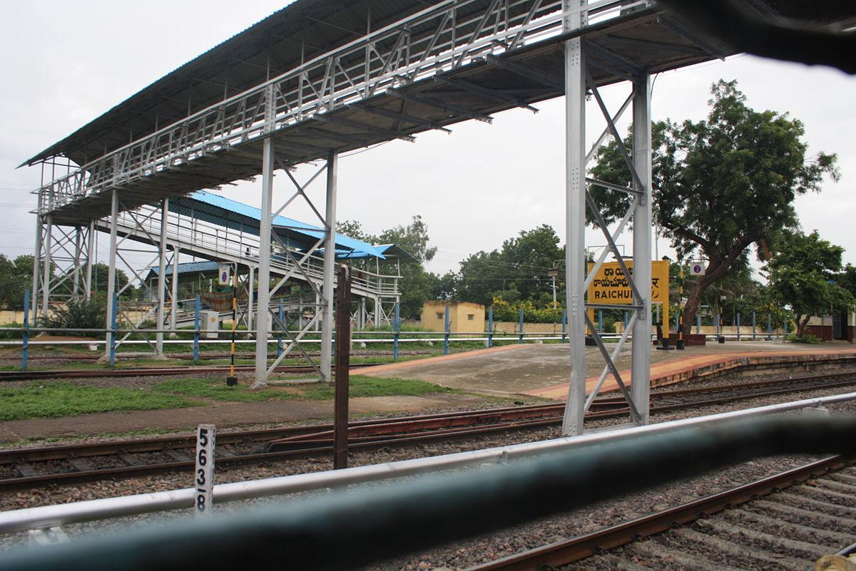 Gauge To Mm >> Solapur–Guntakal section - Wikipedia
