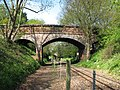 Railway bridge No 1297 - geograph.org.uk - 1279166.jpg