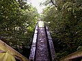 Railway footbridge, Whitney on Wye - geograph.org.uk - 875246.jpg