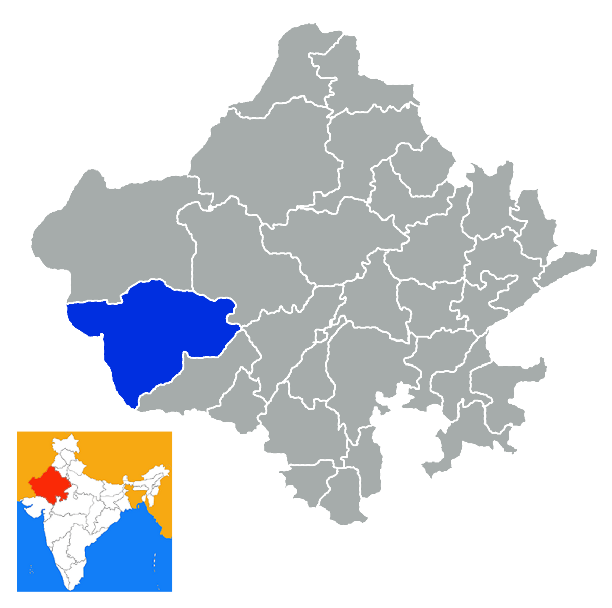 Barmer District Wikipedia