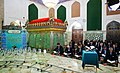 Ramadan 1439 AH, Qur'an reading at Imamzadeh Ibrahim of Dowlatabad, Isfahan - 24 May 2018 08.jpg