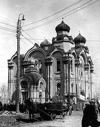 Great Zlatoust Church - Image: Razru kolokolni