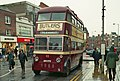 Reading AEC 661T trolleybus no. 113 in Broad Street in 1998 - geograph.org.uk - 1149272.jpg