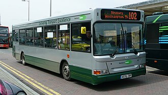 Reading Buses - Image: Reading Transport 608