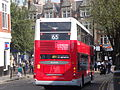 Rear of London United SP102 (YOTB-London United 2000s Livery) on Route 65, Ealing Broadway (14465848532).jpg