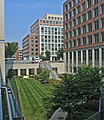 Recessed park in office area Carlyle alexandria (4908240050).jpg