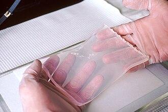 Southern blot - Agarose gel ready for use.