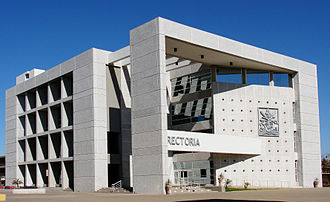 Sonora Institute of Technology - The Rectorate