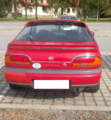 Red Nissan 100 NX (rear).png