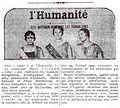 Reine revendicative 1927.jpg