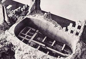 Miła 18 - Postwar reconstruction of the Miła 18 bunker