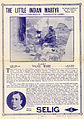 Release flier for THE LITTLE INDIAN MARTYR, 1912.jpg