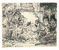 Rembrandt - The Adoration of the Shepherds (la Nativité).jpg