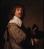 Rembrandt Portrait of a Man Holding a Hat.jpg