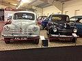 Renault 4CV (1959), Fiat 500C Topolino (1955) (29599312555).jpg