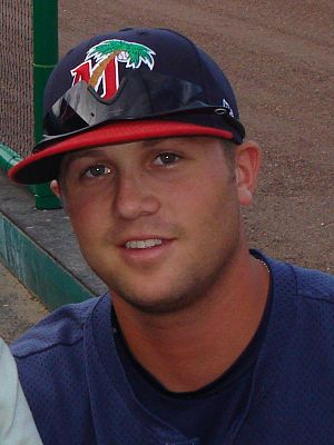 Rene Tosoni - With the Fort Myers Miracle in 2008