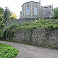 Retaining walls for the churchyard of St Anne's - geograph.org.uk - 246297.jpg