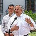 Reunión Ministro del Interior, Rodrigo Hinzpeter y Ministro Secretario General de Gobierno, Andrés Chadwick (2).jpg