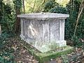 Rev James Sherman memorial at Abney Park.jpg