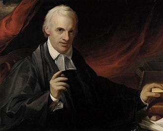 James Abercrombie (Episcopal priest) - Image: Reverand James Abercrombie, by Thomas Sully
