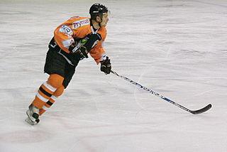 Richard Bordowski Czech ice hockey player