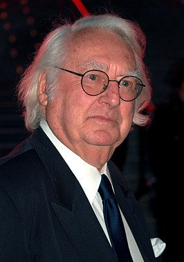 Richard Meier in 2009.