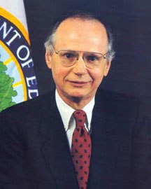 Richard Riley Official Department of Education Photo