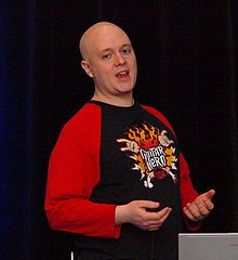 Richard Rouse III - Game Developers Conference 2010 - Day 5.jpg
