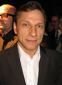 Richy Müller - the cool, friendly, fun,  actor  with German roots in 2020