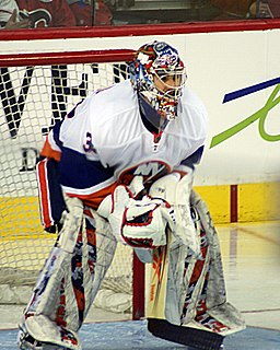Rick DiPietro American ice hockey player