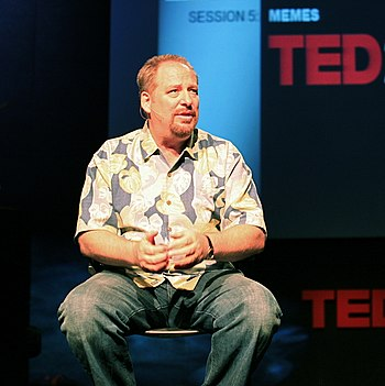 English: Rick Warren speaks at the 2006 TED co...
