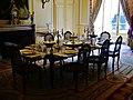 Rigny-Ussé Château d'Ussé Innen Salle à manger 2.jpg