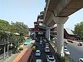 Ring road at Satya niketan.jpg