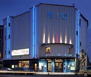 Rio Cinema (Dalston) - The Rio Cinema