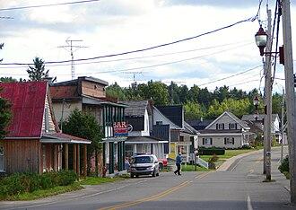 Ripon, Quebec - Rue Principale (Main Street)