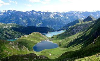 Lepontine Alps - Lago Ritom