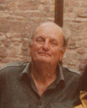 H. C. Robbins Landon - Robbins Landon in 1989