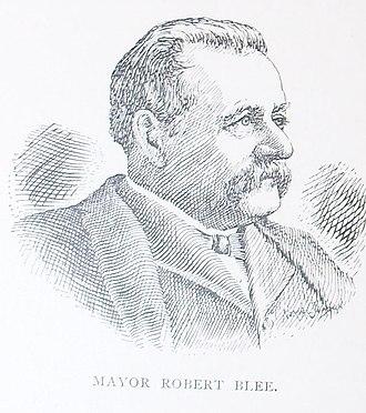 Robert Blee - Image: Robert Blee