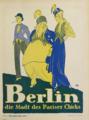 Robert L. Leonard - Berlin, die Stadt des Pariser Chics - Lustige Blätter Nr 24-1914.png