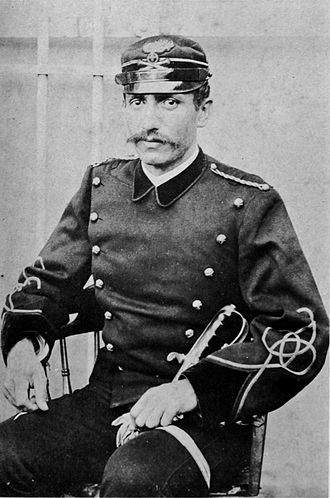 Wilcox rebellion of 1889 - Robert William Wilcox