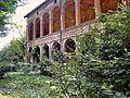Rocca di San Secondo Parmense - Loggiato sul giardino interno.jpg